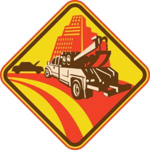 Spotsylvania towing service logo