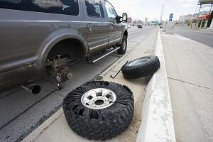 Tire Change Spotsylvania